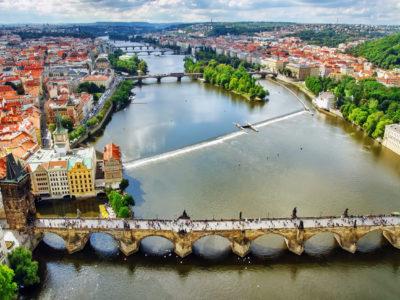 Karlsbrücke in Prag