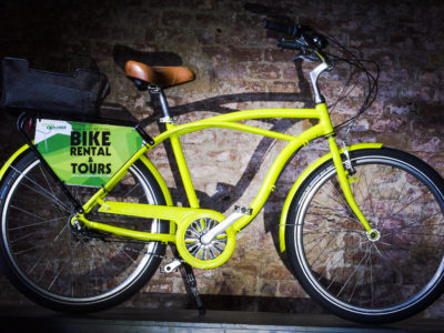 city bike to rent in Vienna
