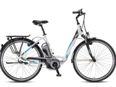 Electric bike for rent in Vienna