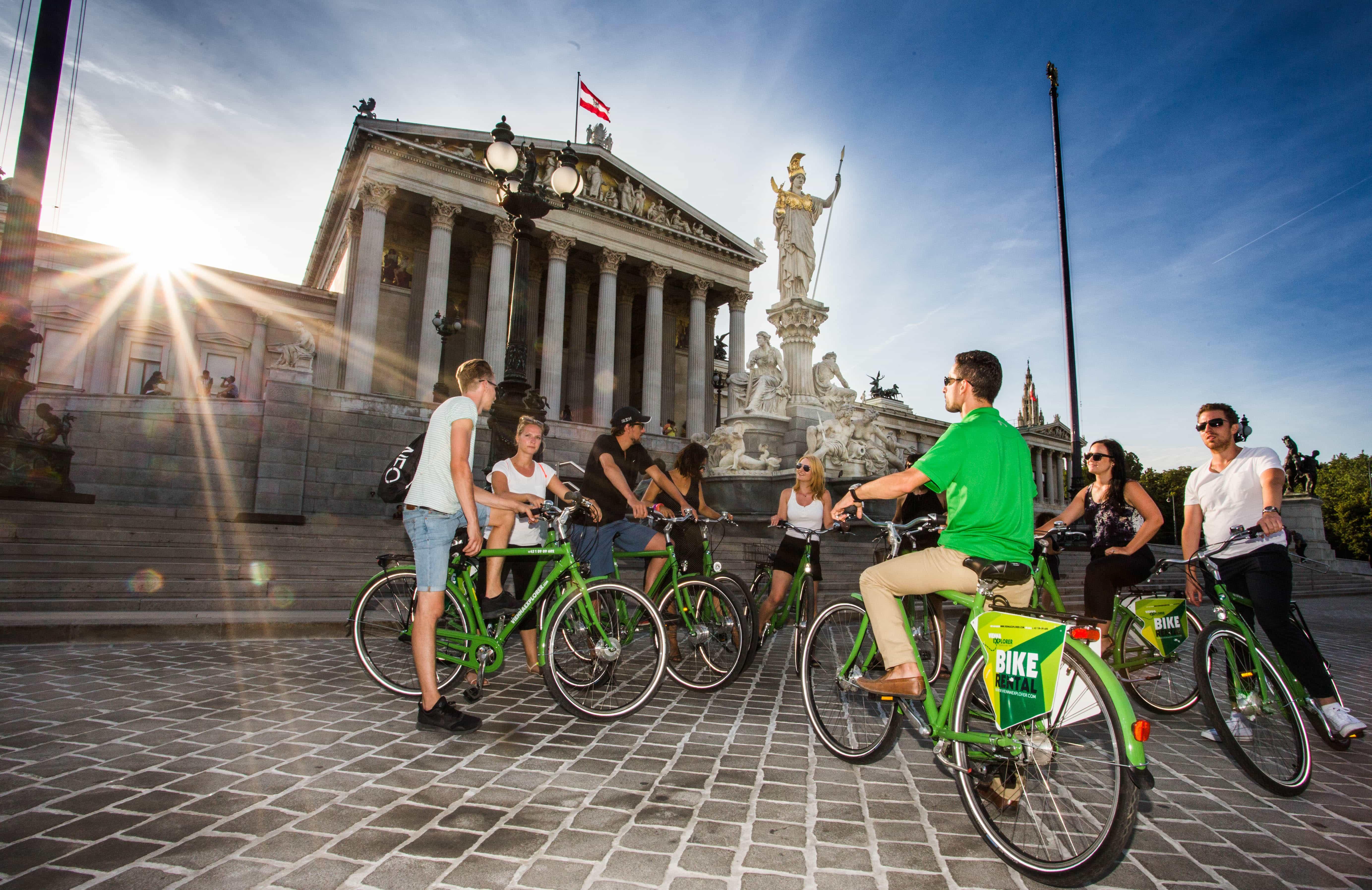 Vienna Explorer Bike Tour