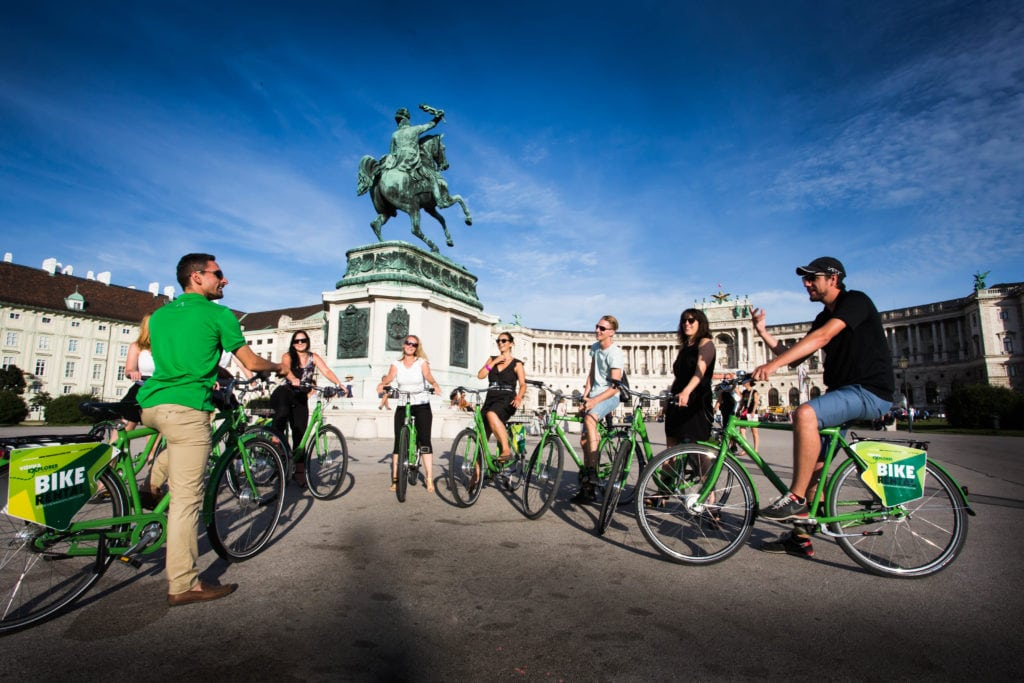 Vienna Explorer Bike Tour